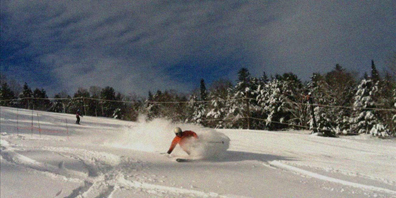 Ski Northeast Slopes-Corinth Vermont